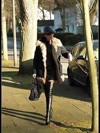 Leathered Diva