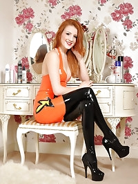 scarlot rose lh dress