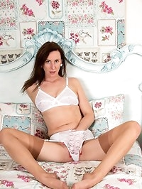 Here we have Lara who has enjoyed having sexy fun in sheer..