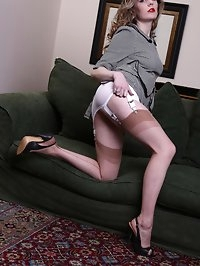 Spend some quality time with Samantha in the drawing room,..