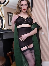 Miss Bentley needs an assistant to worship her in her..
