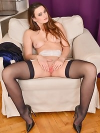 Enjoy a fresh-faced female in the form of Monna. A..