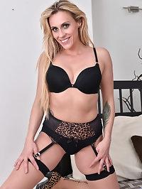 Dont miss lingerie queen Brittany Bardot, a Czech..