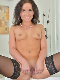31 year old Niki Sweet is a Czech babe with a tight body..