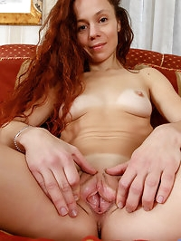 Wild-haired redhead Anee Ocean is an aging spinner with a..