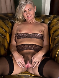 After a hard day at the office, 47 year old Ellen B. cant..