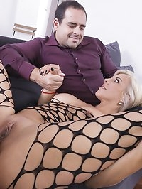 Hot Milf Nikyta Enjoys Hard Anal While Her Husband Watches