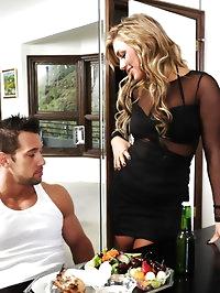 Cameron Dee & Johnny Castle in My Dad's Hot Girlfriend
