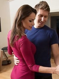 Nora Noir & Danny Wylde in My Friends Hot Mom