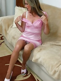 slip into stockings