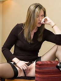 stocking beauty strips to reveal all