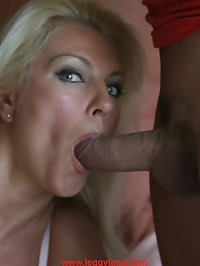 Lana orders room service in her hotel and gets fucked