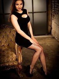 Lbo Black Dress