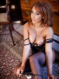 Kayla Louise in Simply Glamourous P1