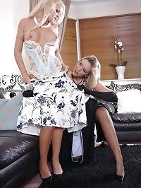 Lucy Zara and Frankie