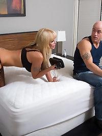 Houston & Derrick Pierce in Seduced by a cougar