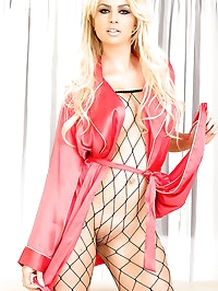 Gigi Allens Pictures in Body Stocking Rubdown